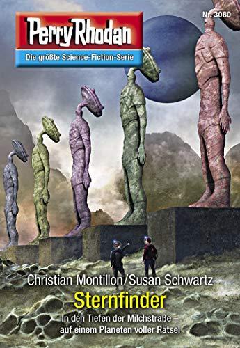 "Perry Rhodan 3080: Sternfinder: Perry Rhodan-Zyklus ""Mythos"" (Perry Rhodan-Erstauflage)"