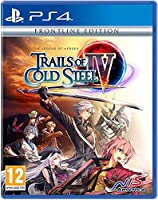The Legend of Heroes: Trails of Cold Steel IV (Frontline Edition) (PS4) (輸入版)