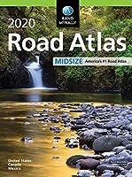 Rand McNally 2020 Road Atlas Midsize United States, Canada, Mexico