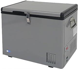Whynter FM-45G 45 Quart Portable Refrigerator AC 110V/ DC 12V True Freezer for Car, Home, Camping, RV -8°F to 50°F, One Si...