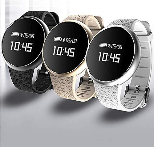 Reloj de Pulsera Reloj Inteligente Relojes Mecánicos Reloj de Zafiro Reloj de Cuarzo con Deportes Pulsera Inteligente Frecuencia Cardíaca Frecuencia Cardíaca Reloj de Monitoreo de la Presión Arterial