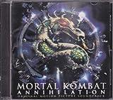 モータル・コンバット アナイアレーション オリジナル・サウンドトラック