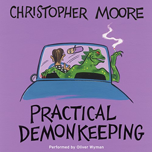 Practical Demonkeeping audiobook cover art