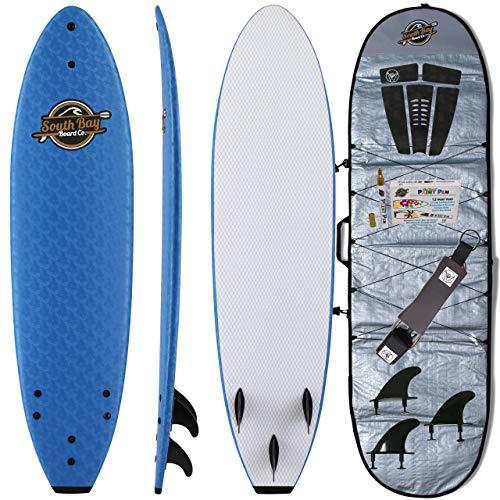 South Bay Board Co. Soft Top Surfboard
