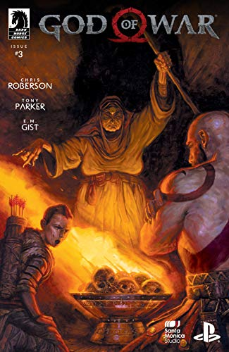 God of War #3 (English Edition)