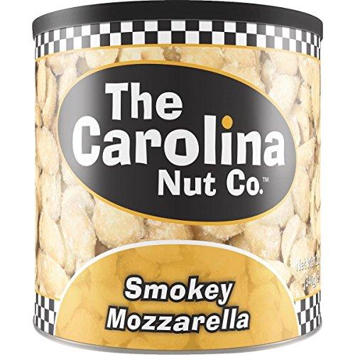 The Carolina Nut Company Peanuts, Smokey Mozzarella, 12 Ounce