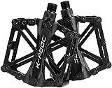 CLHBES Pedali per Bicicletta Pedali per Bici da Montagna Pedali per Bici in Alluminio Antiscivolo...