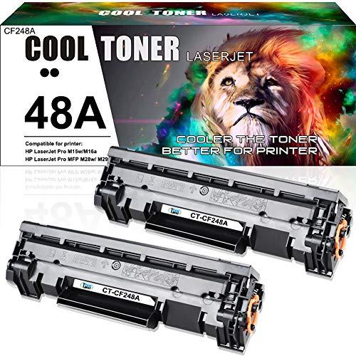 Cool Toner Compatible Cartucho de Toner para HP CF244A 44A