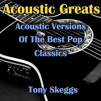 Acoustic Greats- Acoustic Versions Of The Best Pop Classics