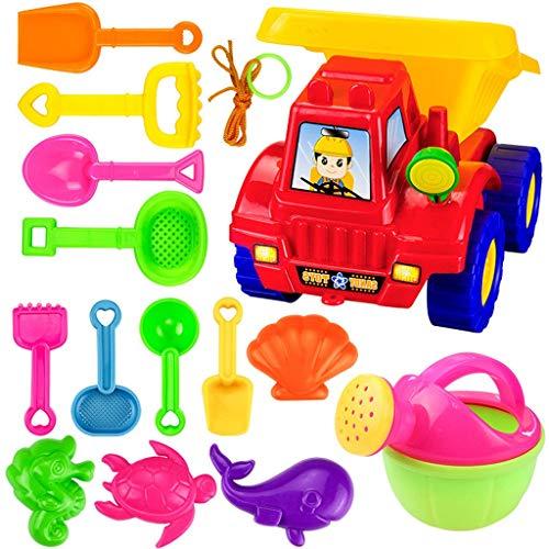 YUI Kinder Strand Spielzeug Set Cassia Baby Spielen Sand große Sanduhr Sand Baggerschaufel Eimer Werkzeug Outdoor-Spielzeug,Sandkasten-Spielzeug Sandspielzeug Junge Set