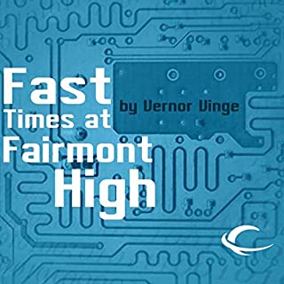 Fast Times at Fairmont High  audiobook cover art