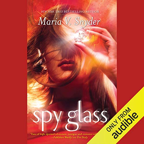 Spy Glass cover art