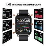 Zoom IMG-2 smartwatch 1 69 touch schermo