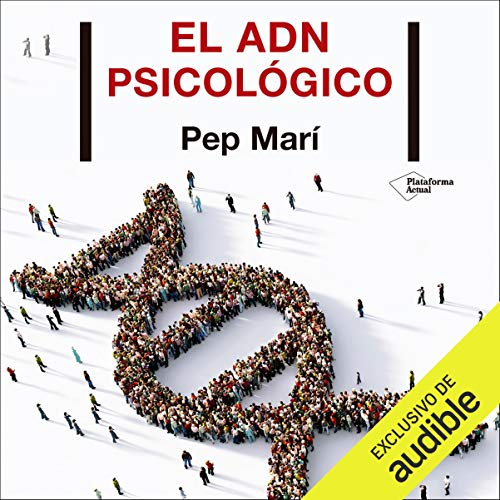 Diseño de la portada del título El ADN psicológico