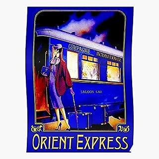 Art Europe Nouveau Travel Top Selling Handmade Home Decor Poster
