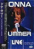 ドナ・サマー マンハッタン・センター 1999 PSD-2020 [DVD] image