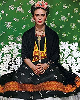 New Paint by Numbers for Adults Children - Frida Kahlo Self Portrait - DIY Digital Painting by Numbers Kits On Canvas