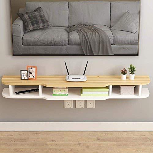 Shelves Floating Shelf Wall-Mounted Tv Cabinet Wall Shelf Bookshelf Multimedia Storage Shelf Tv Console Tv Stand Bedroom Living Room Shelf,A 1.2m,Colour Name:D 1.2m Flower Pot Rack ( Color : D 1.2m )