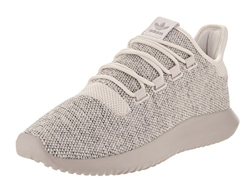 adidas Originals Men's Tubular Shadow Athletic Shoe, Clear Brown/Light Brown/Black, 9 M US