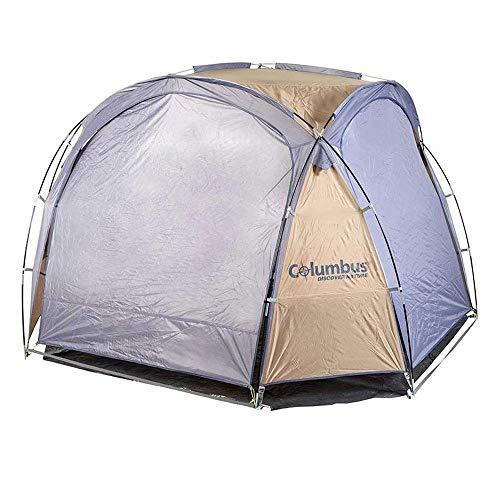 Columbus Shadow Shelter Tente de Montagne, Alpinisme et Trekking Unisexe pour Adulte Multicolore...