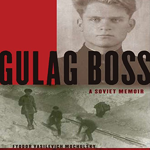 Gulag Boss audiobook cover art