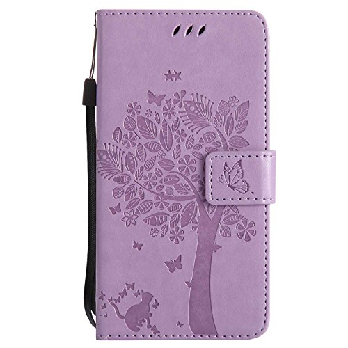 BoxTii® Coque Sony Xperia X, Sony Xperia X Magnetic Housse Coque, Etui pour Sony Xperia X (#12 Violet)
