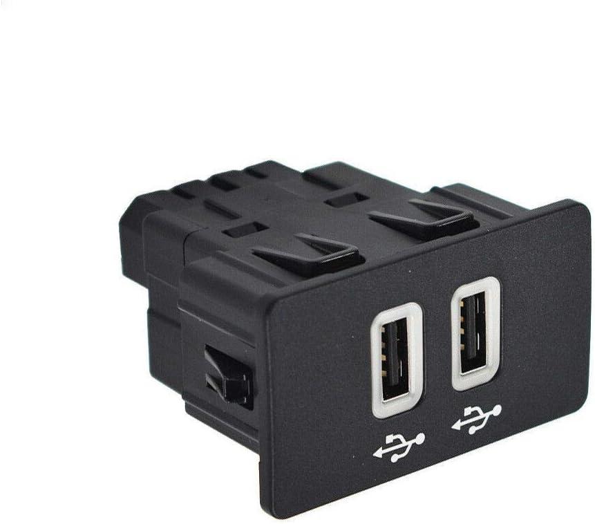 Dual USB Interface Module fits for Ford Apple Carplay SYNC3 USB Media Hub USB Interface Hub, HC3Z-19A387-B