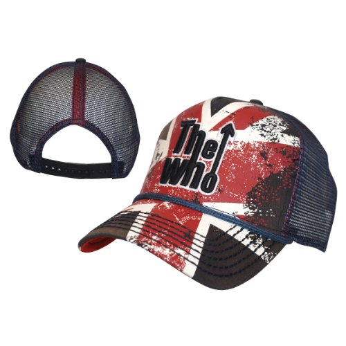 The Who Vintage Wash Official Trucker Cap