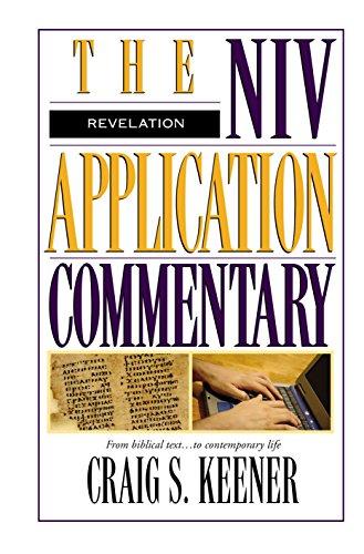Revelation (The NIV Application Commentary Book 20)