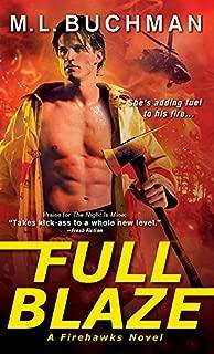 Full Blaze (Firehawks Book 2)