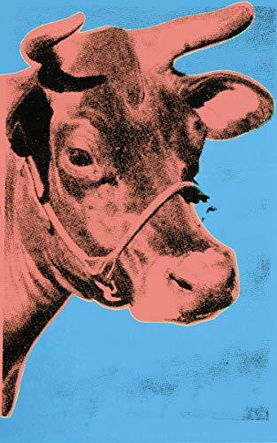 Berkin Arts Andy Warhol Giclée Leinwand Prints Gemälde Poster Reproduktion (Kuh)