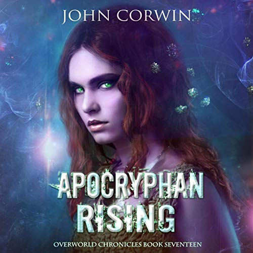 Apocryphan Rising audiobook cover art