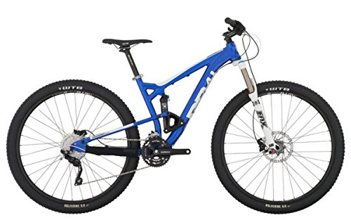 DiamondBack Sortie 2.0 - Bicicleta de enduro, color azul, 19