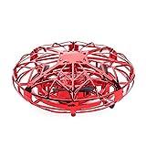 OVNI controlado a Mano para niños, Mini dron de ovnis, Sensor de ovnis de Gesto Avión Sentir suspendido Inteligente Mini Juguete de Drone de Cuatro Ejes