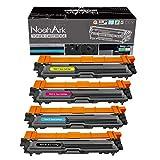 NoahArk Cartucho de tóner Compatible TN-243 TN-247 para Brother TN243 TN247 para DCP-L3550CDW DCP-L3510CDW HL-L3230CDW HL-L3210CW HL-L3270CDW MFC-L3710CW MFC-L3730CDN MFC-L3750CDW, 4 Paquete