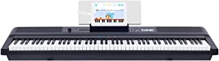 The ONE Music Group Smart Stage Keyboard, Portable Digital P