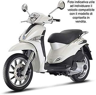 Generico Telo COPRISELLA Copri Sella Scooter Compatibile con KEEWAY Motor RY8 Antiscivolo Copertura Maxi Scooter Moto Universale