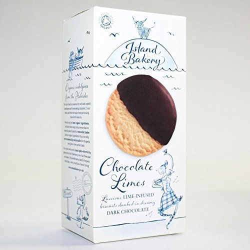 ISLAND BAKERY ORGANICS | Chocolate Limes | 11 x 150g (DE)