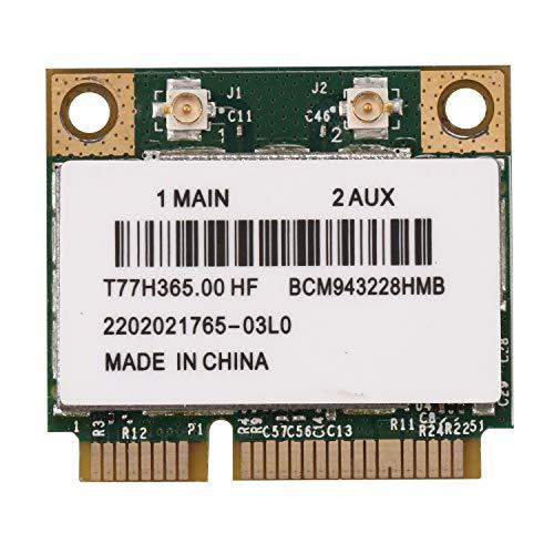 Timagebreze BCM943228HMB Tarjeta Doble Frecuencia 2.4G/5Ghz...