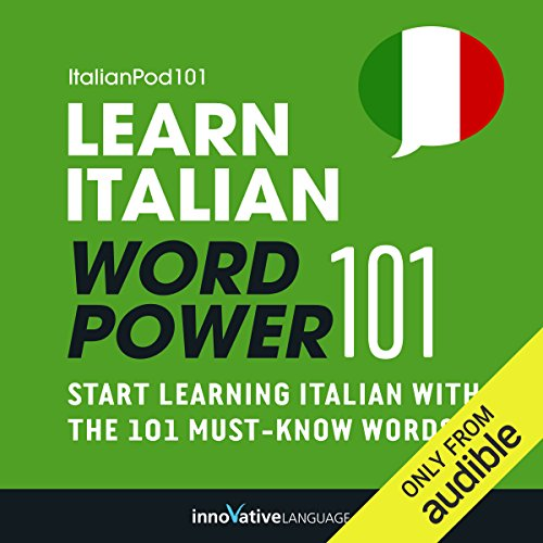 Learn Italian - Word Power 101 Titelbild