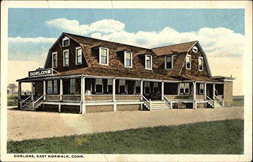 Dorlons East Norwalk, Connecticut CT Original Vintage Postcard