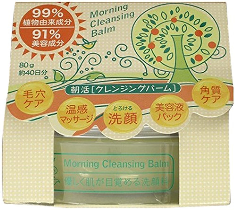 マウスピーステラス退化するディーアール 朝活クレンジングバーム 80g