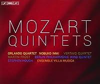 Mozart: The Quintets by Orlando Quartet