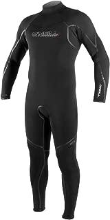 O'Neill Men's Dive Sector 7mm Back Zip Full Wetsuit