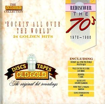Lou Reed Redbone T Rex Derek/Dominoes Rod Stewart..