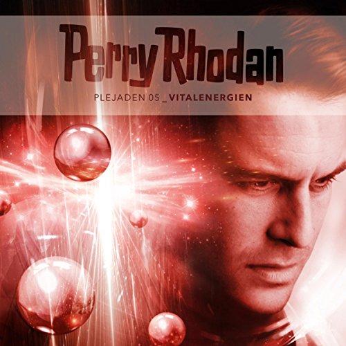 Vitalenergien (Perry Rhodan - Plejaden 5) Titelbild