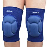 Knee Pads, ADiPROD (1Pair) Thick Sponge Collision Avoidance Kneeling...