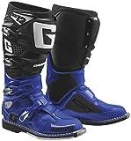Gaerne SG-12 - Stivali da motocross da uomo, colore: Blu/Nero, (Blu/nero.), 45 EU