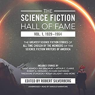 The Science Fiction Hall of Fame, Vol. 1, 1929-1964 cover art