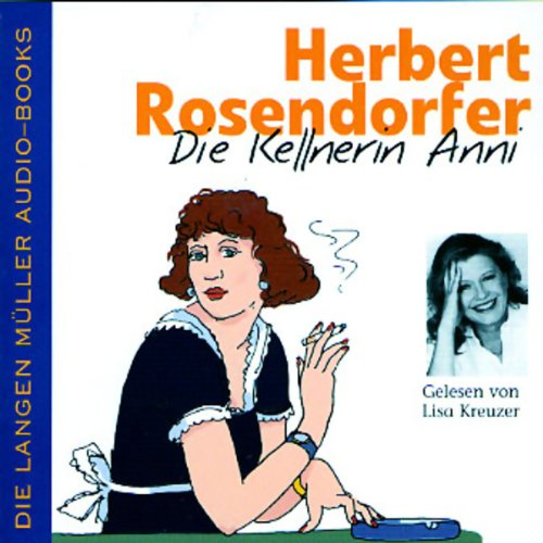 Die Kellnerin Anni audiobook cover art